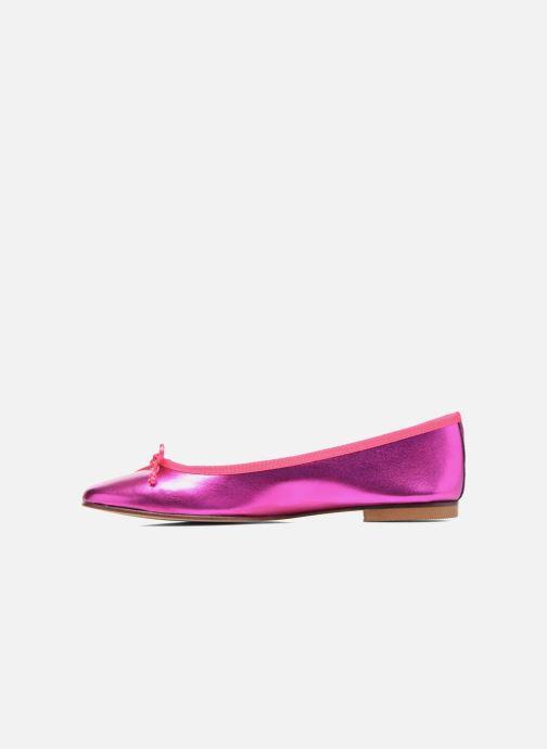 Ballet pumps Anna Volodia Luna Pink front view