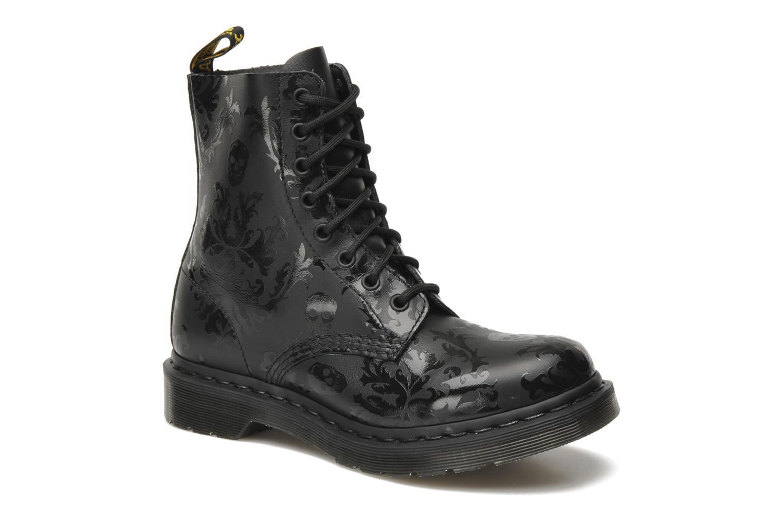 Bottines et boots Dr. Martens Cassidy Noir vue détail/paire