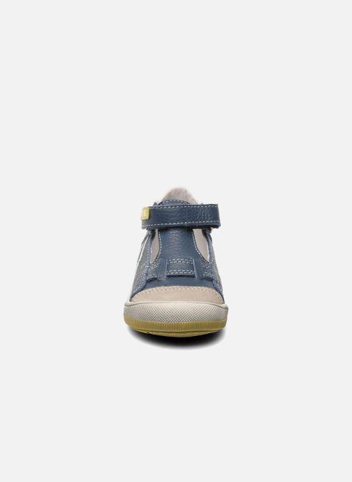 Velcro shoes Bopy BESSAT Blue model view
