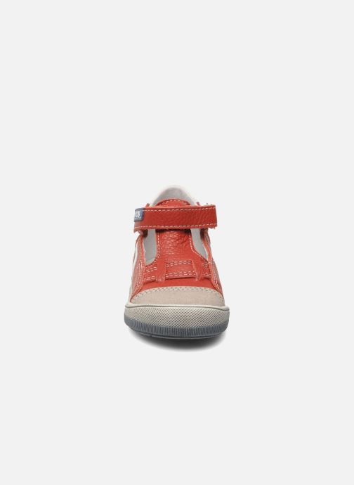 Velcro shoes Bopy BESSAT Red model view