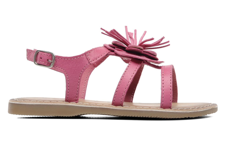 Sandali e scarpe aperte Bopy FERIDA Rosa immagine posteriore