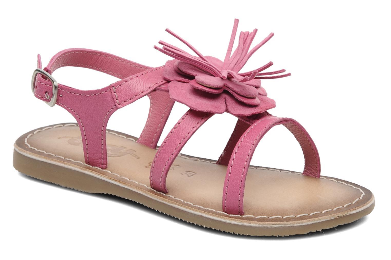 Sandali e scarpe aperte Bopy FERIDA Rosa vedi dettaglio/paio