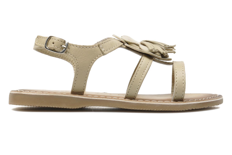 Sandali e scarpe aperte Bopy FERIDA Beige immagine posteriore
