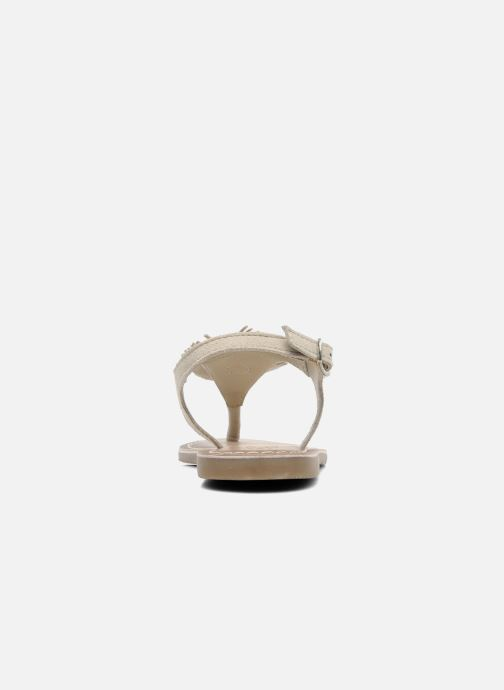 Sandals Bopy FREESIA Beige view from the right