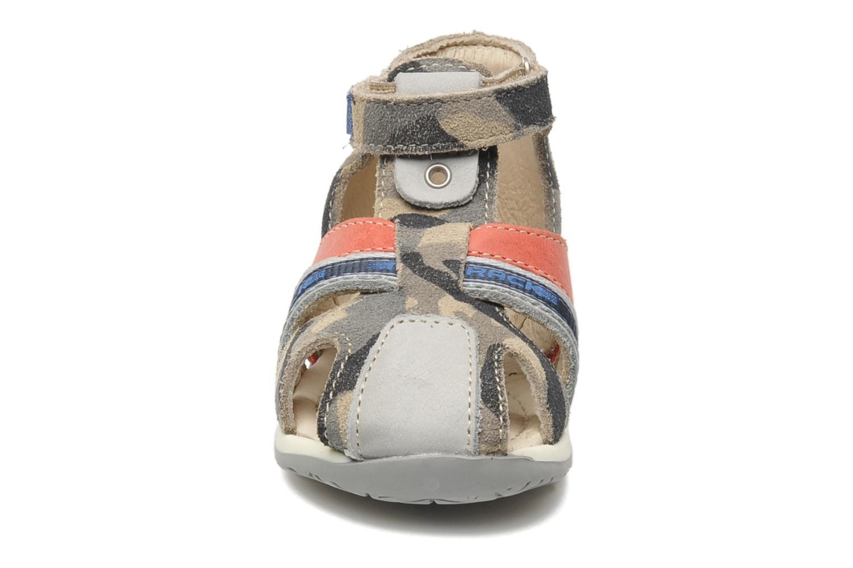Sandaler Bopy ZADAO Grå bild av skorna på