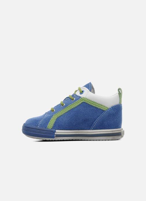 Sneaker Bopy ZECLAIR blau ansicht von vorne