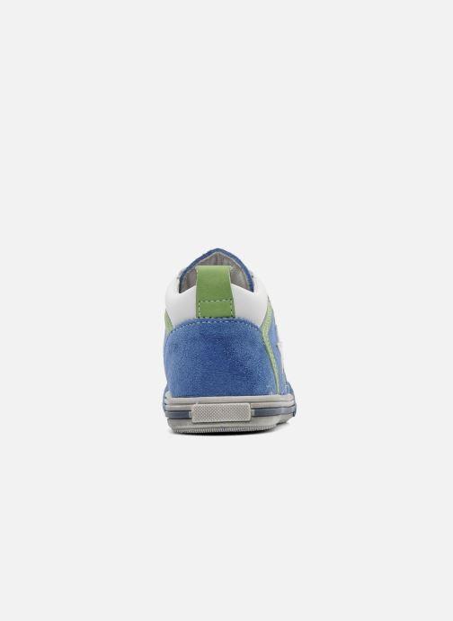 Sneaker Bopy ZECLAIR blau ansicht von rechts