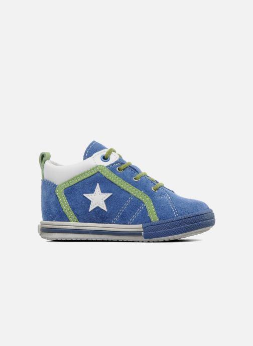 Sneaker Bopy ZECLAIR blau ansicht von hinten