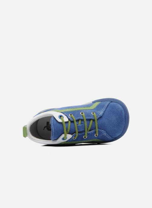 Baskets Bopy ZECLAIR Bleu vue gauche