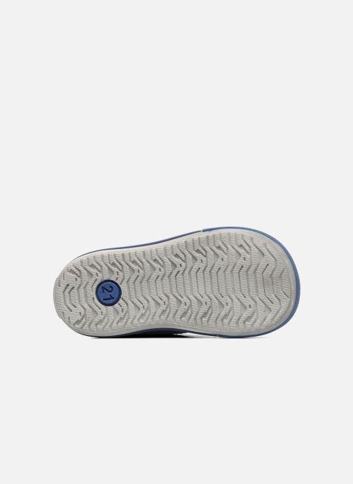 Sneaker Bopy ZECLAIR blau ansicht von oben