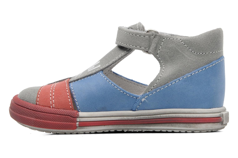 Sandali e scarpe aperte Bopy ZIBERI Grigio immagine frontale