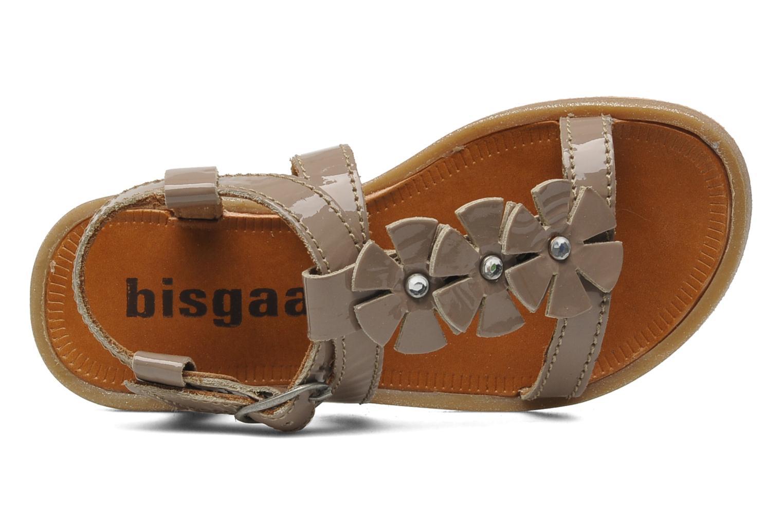 Sandales et nu-pieds Bisgaard Raspob Gris vue gauche