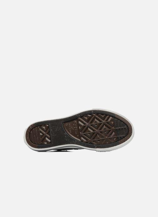 Sneaker Converse Chuck Taylor All Star Camo Ox K grau ansicht von oben