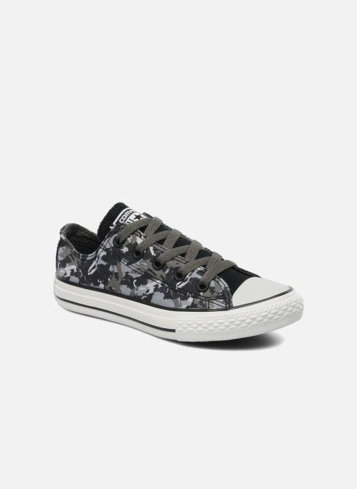 Sneaker Converse Chuck Taylor All Star Camo Ox K grau detaillierte ansicht/modell