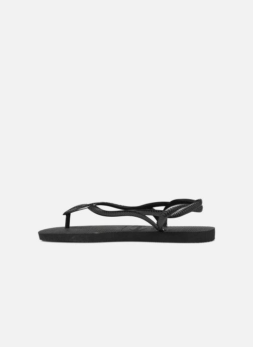 f564747525a0 Havaianas Luna (Noir) - Sandales et nu-pieds chez Sarenza (286951)