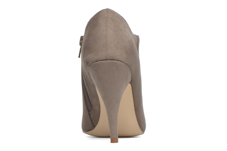 Bottines et boots La Strada Hansa Marron vue droite