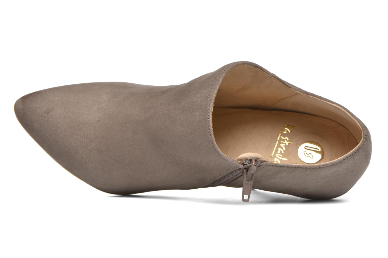 Bottines et boots La Strada Hansa Marron vue gauche