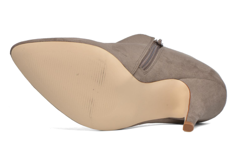 Bottines et boots La Strada Hansa Marron vue haut