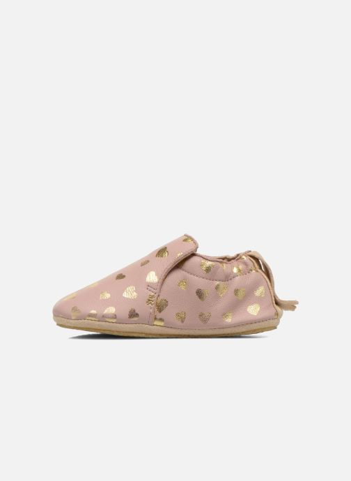 Chaussons Easy Peasy Blublu Patin Lovely Rose vue face
