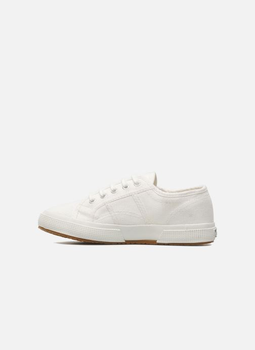 Trainers Superga 2750 J Cotu Classic White front view