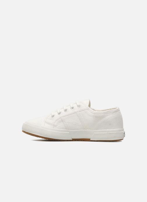 Sneakers Superga 2750 J Cotu Classic Wit voorkant