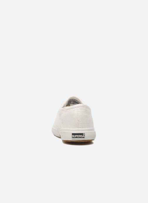 Trainers Superga 2750 J Cotu Classic White view from the right