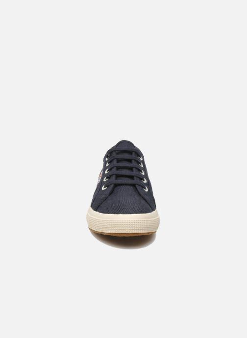 Sneakers Superga 2750 J Cotu Classic Blauw model