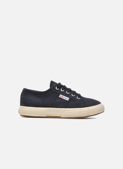 Sneakers Superga 2750 J Cotu Classic Blauw achterkant
