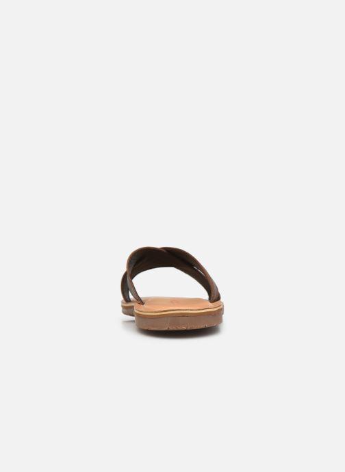 Sandales et nu-pieds Geox U ARTIE A Marron vue droite