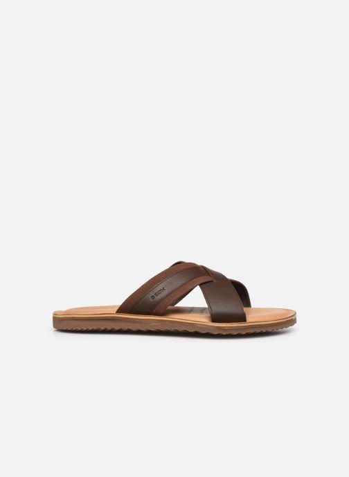 Sandales et nu-pieds Geox U ARTIE A Marron vue derrière