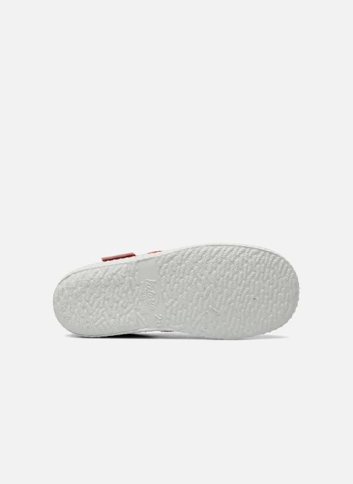 Sneakers Victoria Inglesa Lona Rood boven
