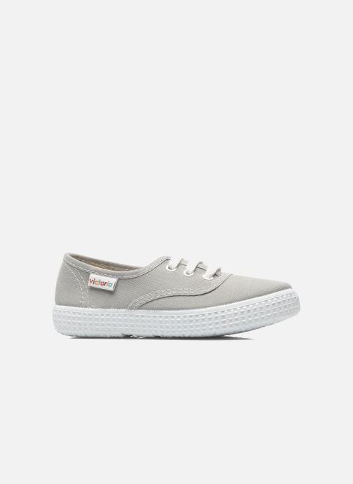Sneakers Victoria Inglesa Lona Grigio immagine posteriore