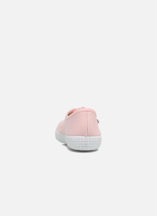 Sneakers Victoria Inglesa Lona Roze rechts