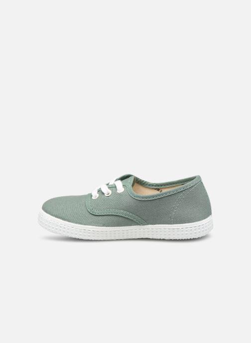 Sneakers Victoria Inglesa Lona Groen voorkant