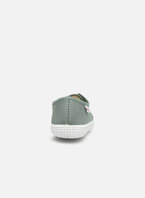 Sneakers Victoria Inglesa Lona Groen rechts