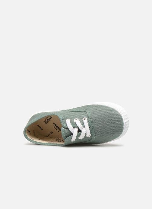 Sneakers Victoria Inglesa Lona Groen links