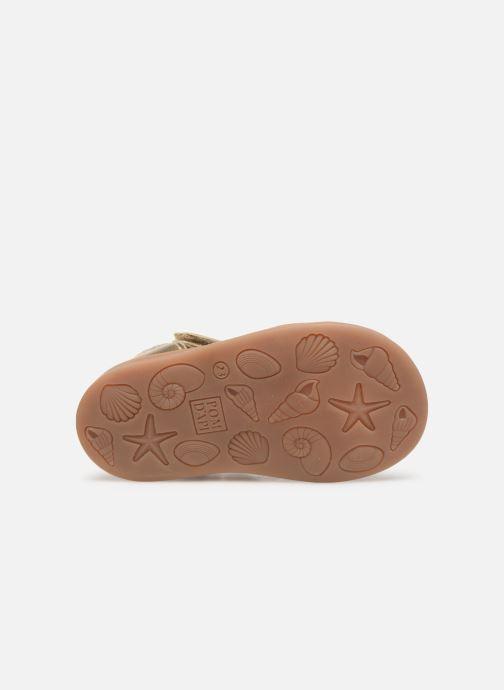 Sandalen Pom d Api POPPY STRAP Goud en brons boven