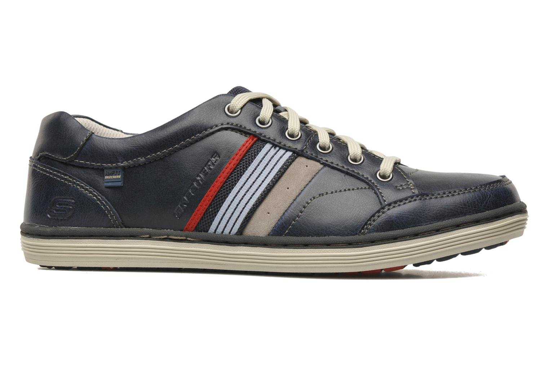 Sneakers Skechers Sorino Duarte 64060 Blå se bagfra