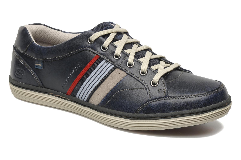 Sneakers Skechers Sorino Duarte 64060 Blå detaljeret billede af skoene