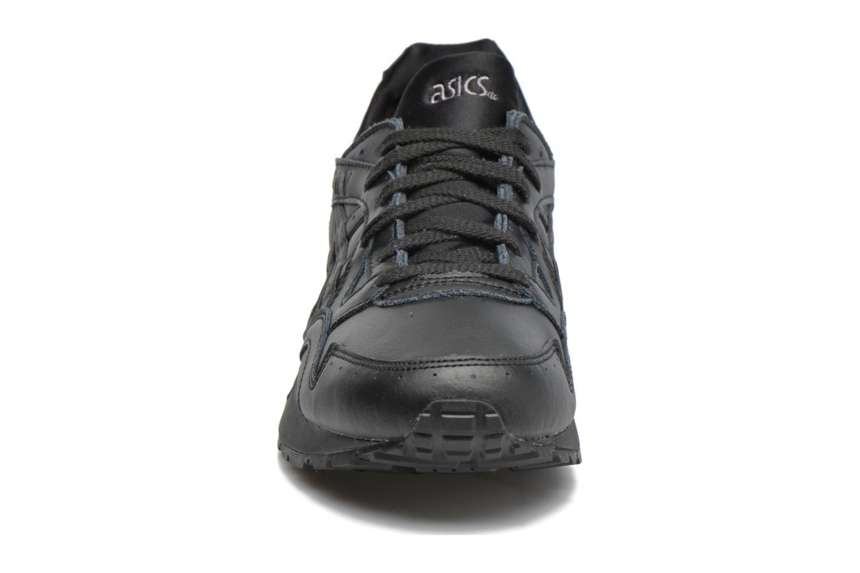 Baskets Asics Gel-Lyte V Noir vue portées chaussures
