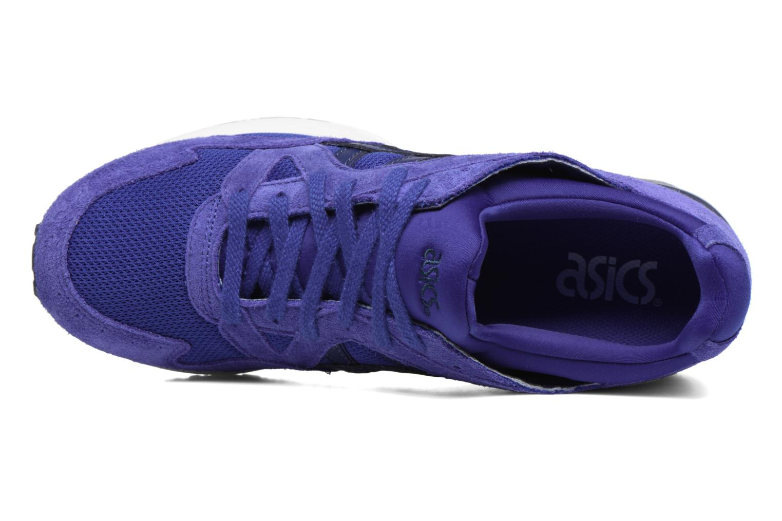Trainers Asics Gel-Lyte V Blue view from the left