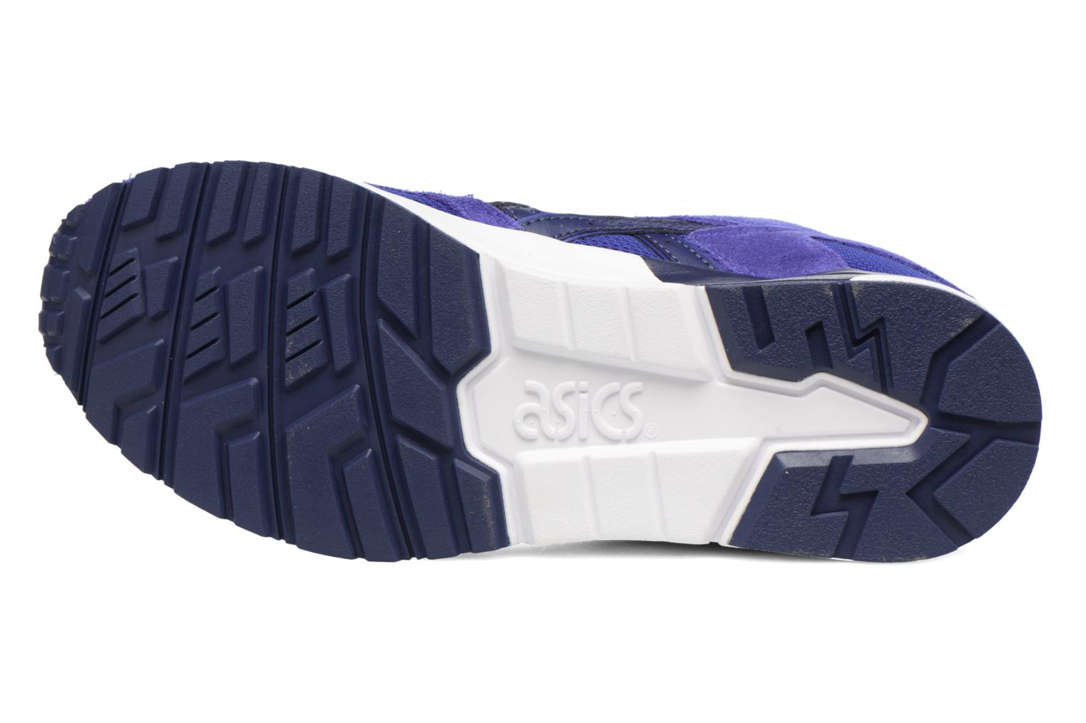 Trainers Asics Gel-Lyte V Blue view from above