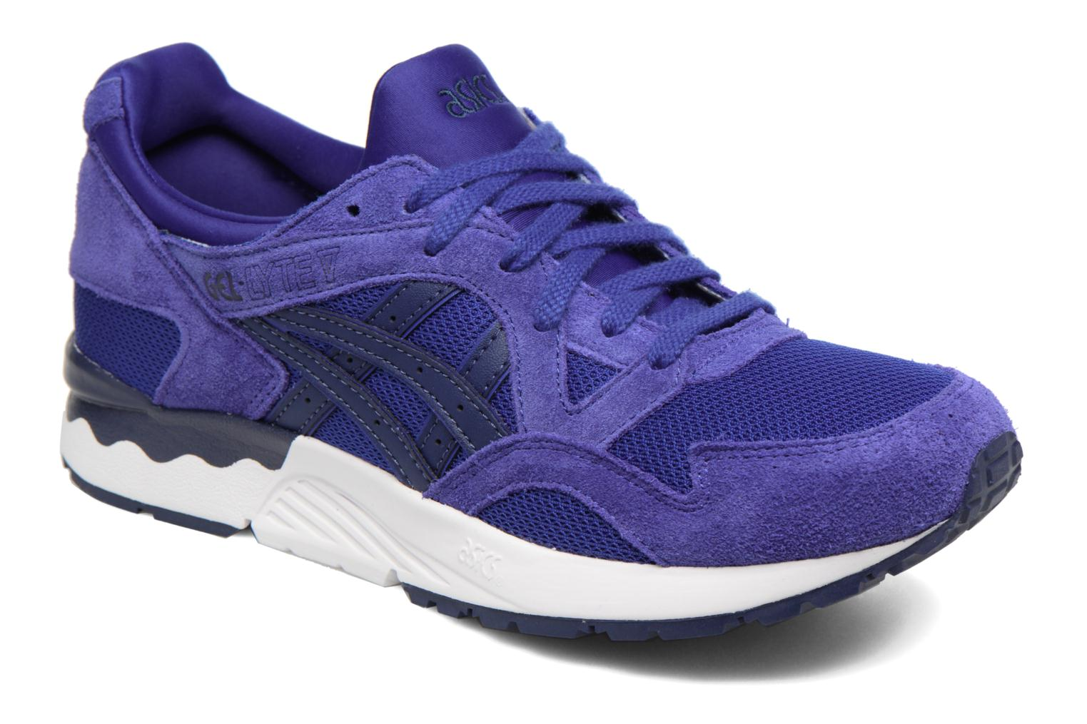 Trainers Asics Gel-Lyte V Blue detailed view/ Pair view