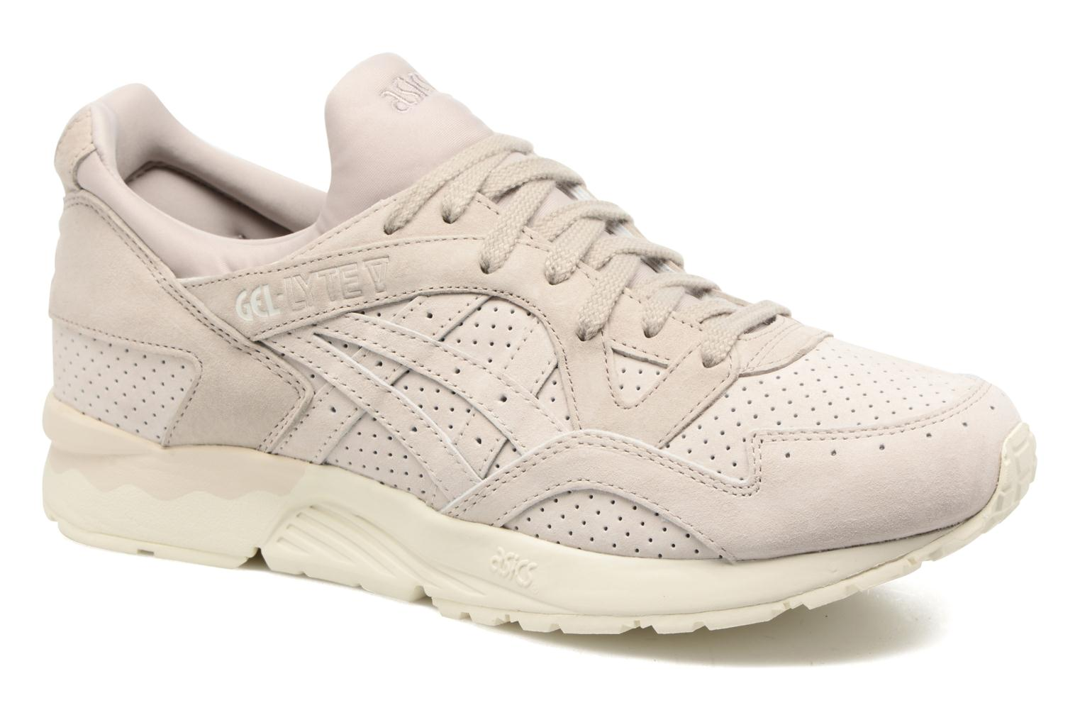 Trainers Asics Gel-Lyte V Beige detailed view/ Pair view