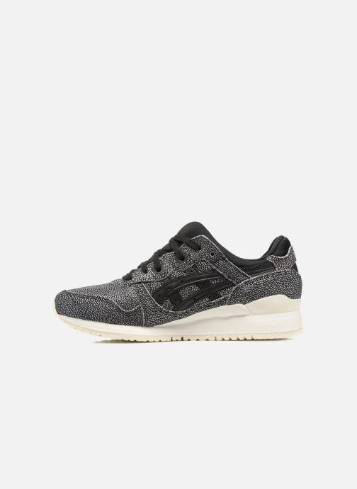 Sneakers Asics Gel-Lyte III W Zwart voorkant