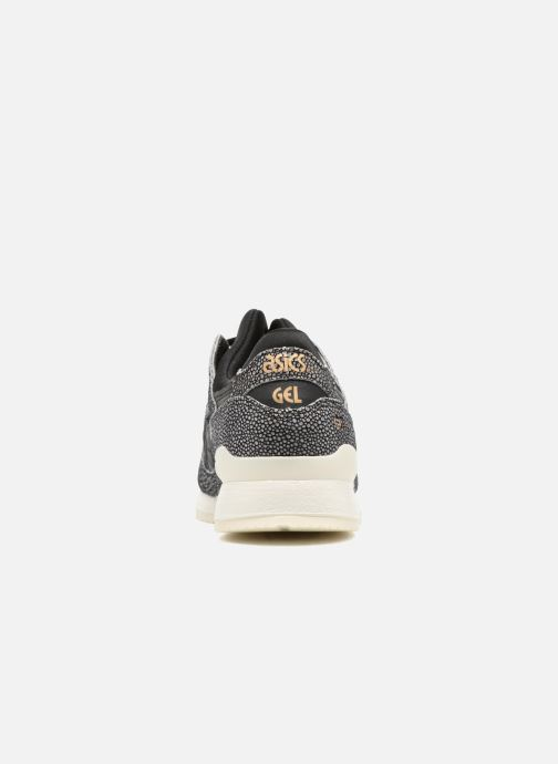 Sneakers Asics Gel-Lyte III W Zwart rechts