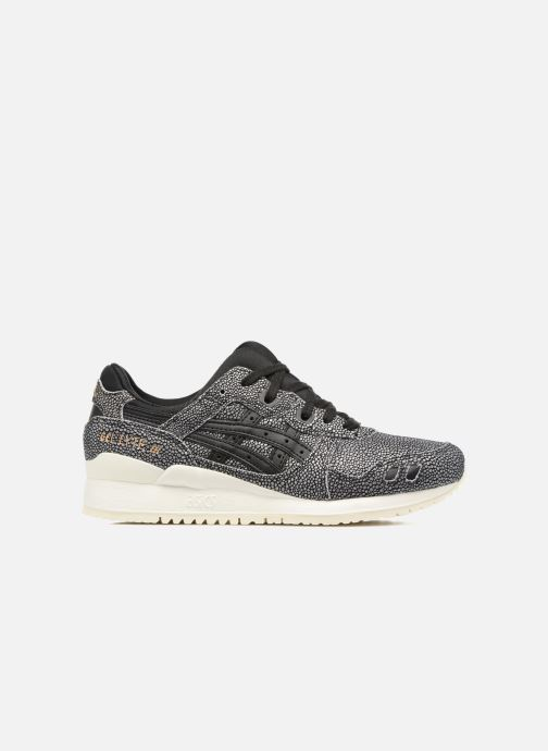 Sneakers Asics Gel-Lyte III W Zwart achterkant