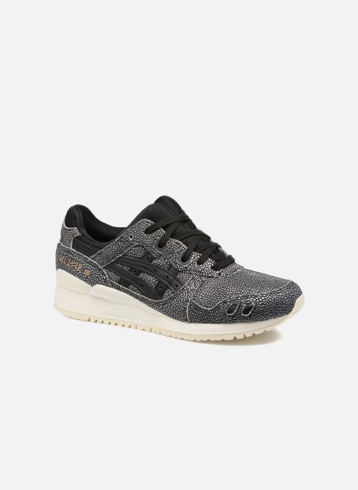 Sneakers Asics Gel-Lyte III W Zwart detail