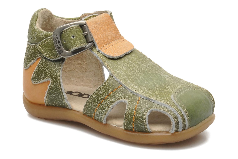 Sandalen Mod8 ALUCINE grün detaillierte ansicht/modell