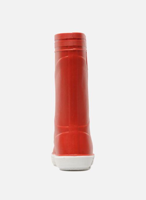 Bottes Méduse SKIPPY Rouge vue droite
